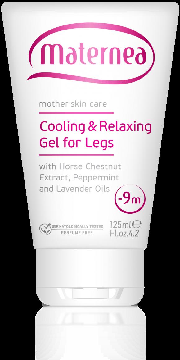 Охлаждащ и успокояващ гел за крака